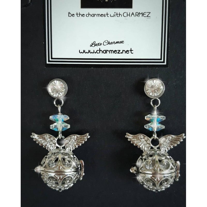 Angelwings Diffuser Earrings