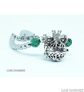 Emerald Imperial Diffuser Bracelet