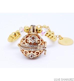 Louvre Diffuser Cage Bracelet
