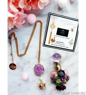 Gift Set | Crystelle Potion Violette Set (Violet)