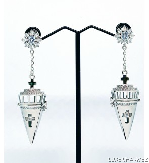 Charis Diffuser Earrings