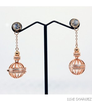 Giselle Diffuser Earrings   Minicage