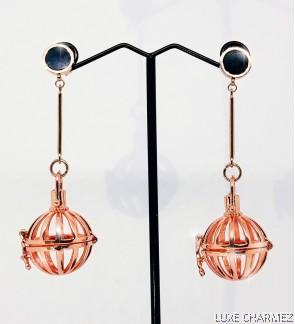 Vienna Diffuser Earrings