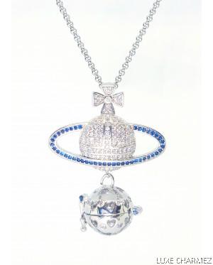 Emanuel Diffuser Necklace