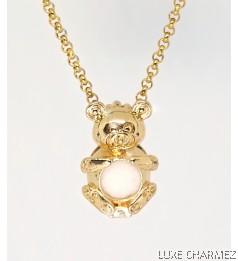 Ade Bear Diffuser Necklace