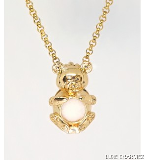 Ade Bear Diffuser Necklace